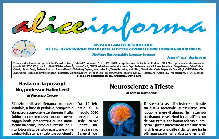 aliceinforma - aprile 2010