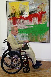 Foto in memoria del prof. Sergio Molesi